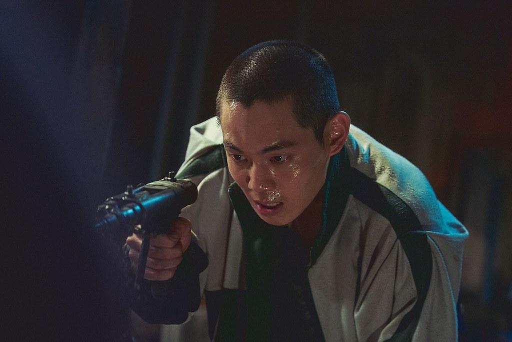 新聞稿照04_在《梨泰院Class》中飾演朴敘俊夥伴的劉慶秀,這次扮演心狠手辣的綁匪