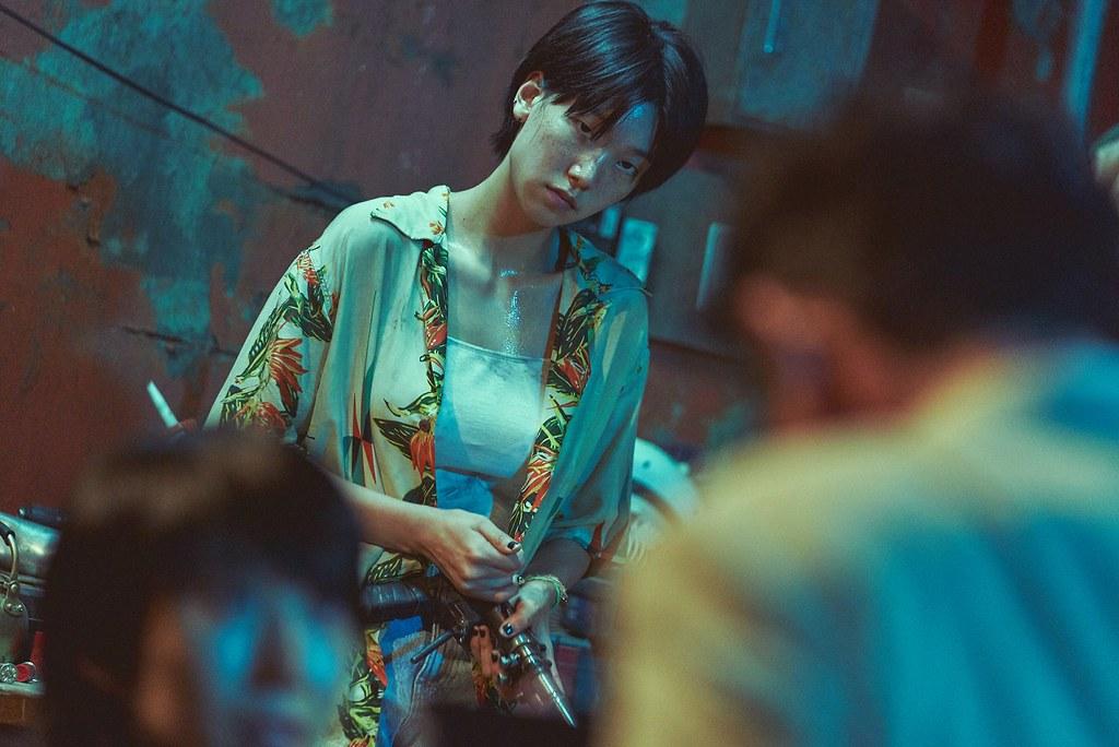 新聞稿照03_在《無法抗拒的他》裡以「女女CP」角色獲得關注的李浩貞,在《綁架影帝黃晸珉》中讓影帝受盡折磨