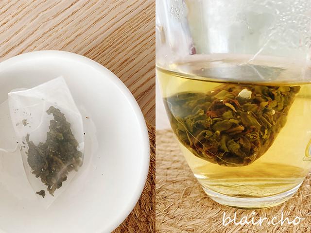 低咖啡因茶,清焙烏龍茶