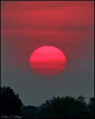 September 7, 2021 - A beautiful sunrise. (Bill Hutchinson)