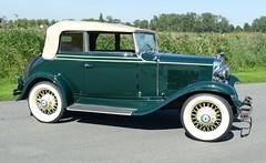 Chevrolet Landau Phaeton 1931