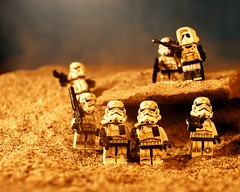 """""""I hear that those Droids were spotted in Mos Eisley. Maybe we could go check that lead?"""""""