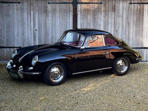 Porsche 356B T6 (1963)