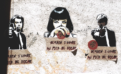 Pasted paper [Arles, France]