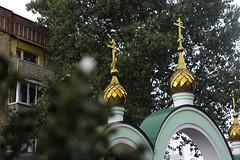 13.09.21 - канун престольного праздника кафедрального собора