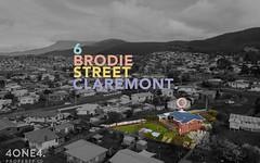 6 Brodie Street, Claremont TAS