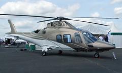 Photo of Agusta A109S Grand G-CKIH [22047]