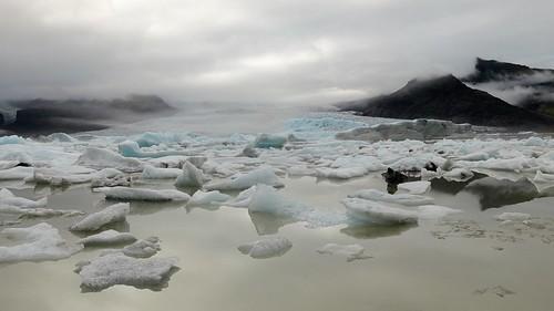 Jokulsarlon lake Iceland