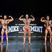 Bodybuilding Lightweight 2nd Beinat 1st Gagne 3rd Aubry-Ratelle
