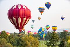 Day 1395   2021 Spirit of Boise Balloon Classic