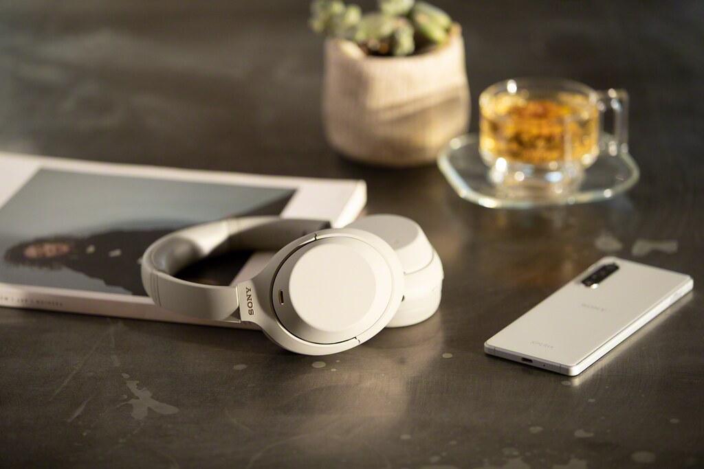 圖5) 把握Sony 秋季回饋限時優惠,即刻體驗Sony 超人氣降噪無線藍牙耳機1000X系列的聆聽享受!