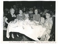 1953 - Celestia [Berg] Dietrich at state convention