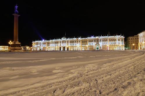 St. Petersburg. Palace Square