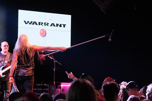 Warrant - September 11, 2021