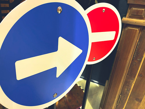 Go Right And Stop