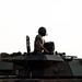 U.S. service members train in French Desert Commando Course in Africa