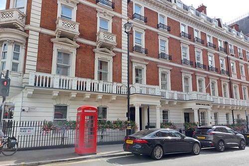 Hinde House, 11 Hinde St, London W1U 3BD, UK