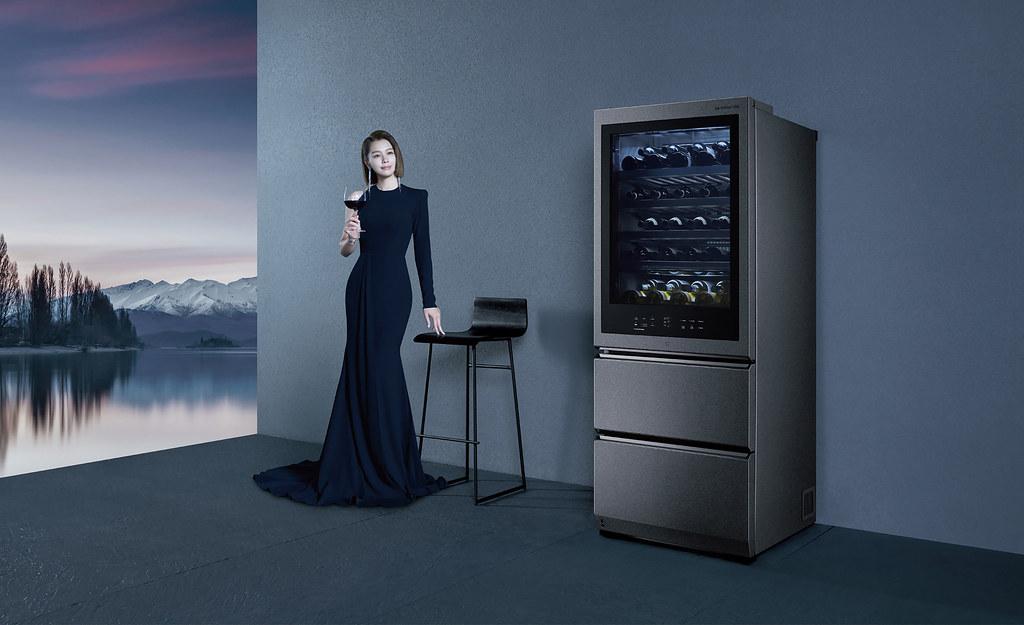LG SIGNATURE_2020冰酒櫃KV_1104FA