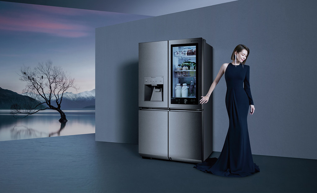 LG SIGNATURE_2020敲敲冰箱KV_1104FA
