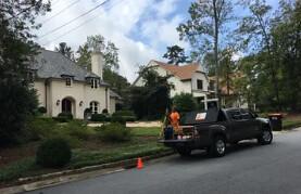 Residential Site Plan - Survey Systems Atlanta