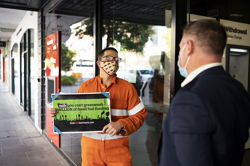 Don't NAB Our Future - Geelong Action