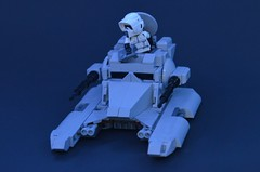 Imperial Saber-Class Tank