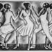 Elizabeth Catlett, Dancing II, 2003, Lithograph, 7/21/21 #memphisbrooks #artmuseum