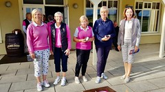 Lady Captain Sheila's Rosapenna Weekend