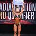 Women's Bodybuilding Pro Card Winner Tanya Sablic