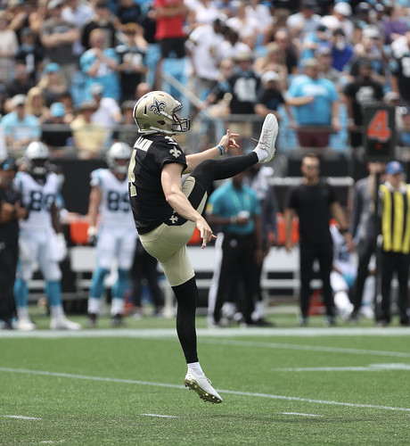 Saints at Panthers 1st half by William E. Anthony. (9)