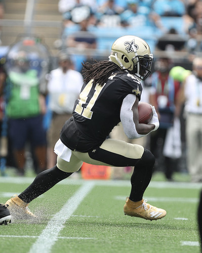 Saints at Panthers 1st half by William E. Anthony (8)