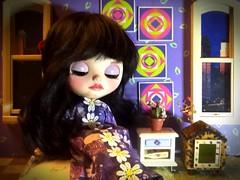 Blythe-a-Day 17. Purple