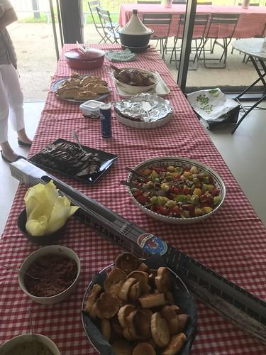 Repas participatif 'd'ici et d'ailleurs'