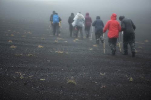 Icelandic Rain and Wind