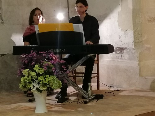Concert de musique baroque dans l'église Saint-Nicolas