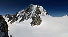 Mont-Blanc du Tacul, glacier du Géant