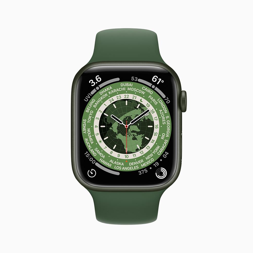 watchOS 8 210921-14