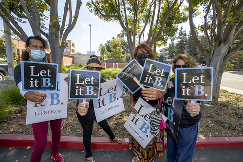 Drug Pricing Protest: Congressman Scott Peters' Office