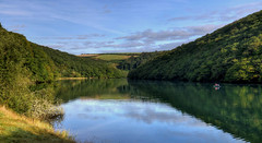 Photo of The West Looe River, Cornwall