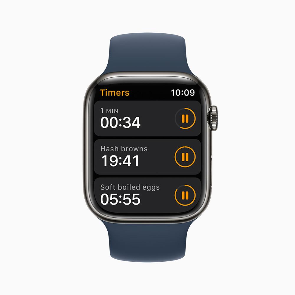 watchOS 8 210921-19