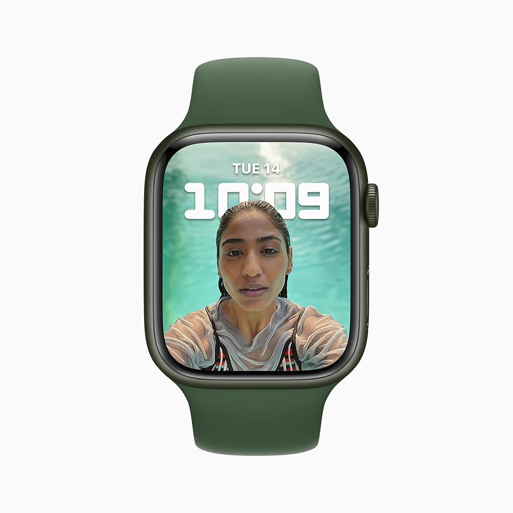 watchOS 8 210921-13