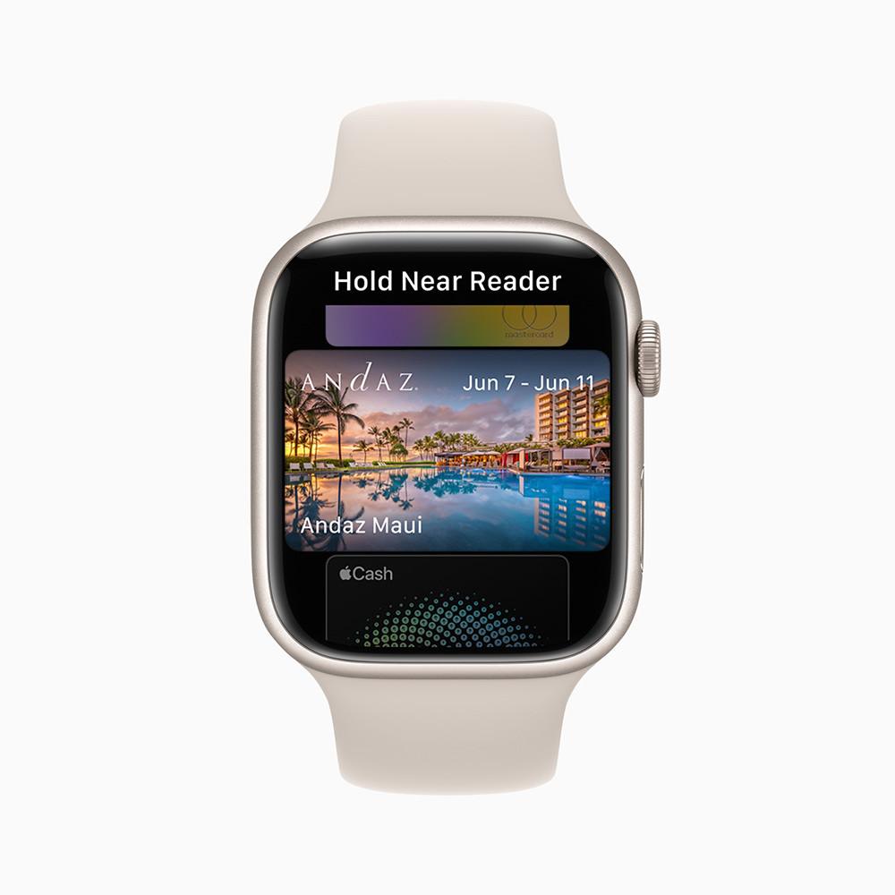 watchOS 8 210921-10