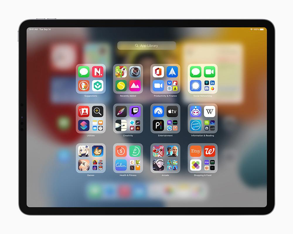 iPadOS 15 210921-7