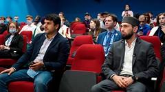 21 сентября 2021, Студенты семинарии приняли участие в научно-образовательной конференции «Школа молодого теолога»