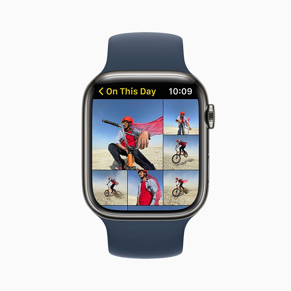 watchOS 8 210921-17