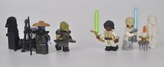 Jedi Figs