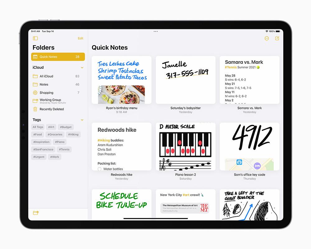 iPadOS 15 210921-8
