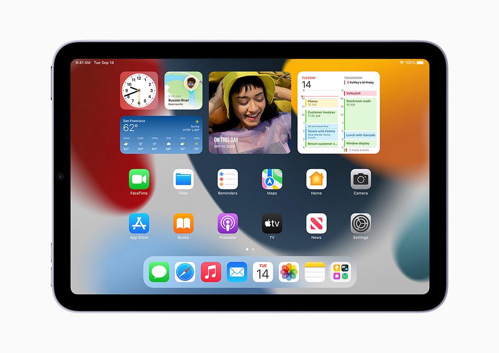 iPadOS 15 210921-6