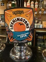 Photo of Skinner's, Lushingtons Sunshine IPA, England