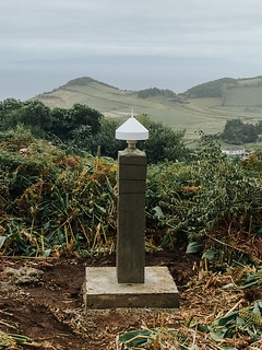 GNSS S. Jorge, Azores by EPOS - European Plate Observing System